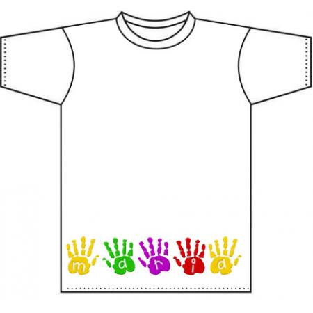 Camiseta con personalizaciones especiales