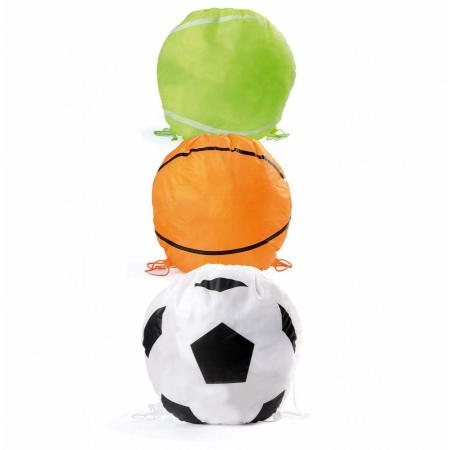 Mochila balones regalos infantiles