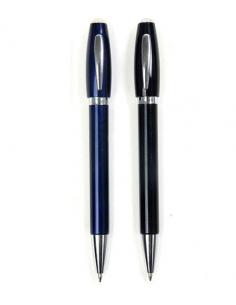 Lote 7 Bolígrafos abs en color negro
