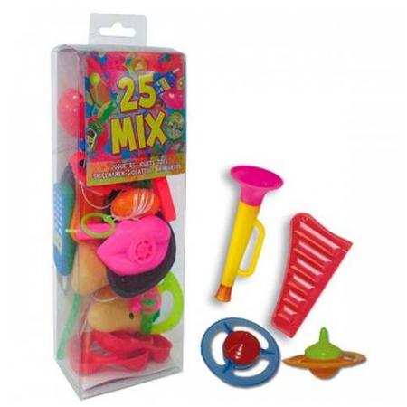 Bolsa con juguetes para interior piñatas