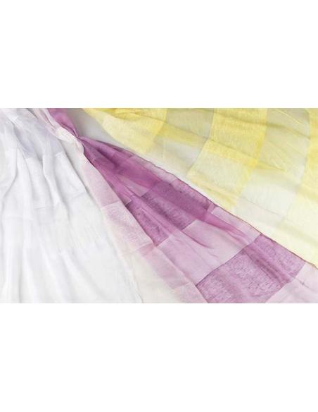 Elegante foulard para regalar como recuerdo.