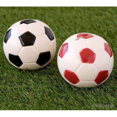 Hucha infantil balón de fútbol
