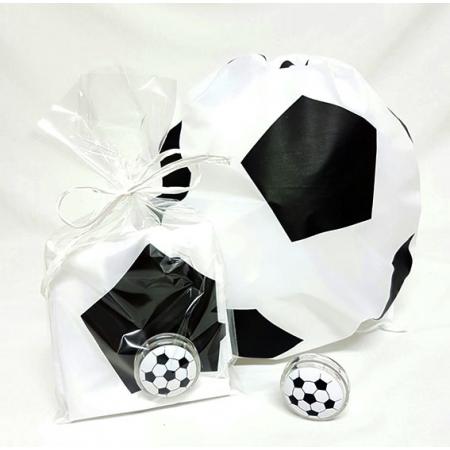 Set para eventos mochila y yo-yo con luz balón de fútbol