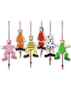 Animalito móvil con cuerda, para los más pequeñines