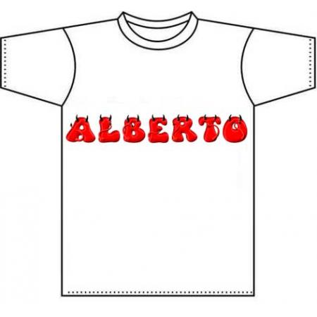 camiseta diseño bedeviled infantil