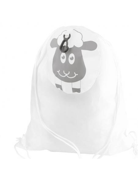 Mochila infantil oveja plegable regalos infantiles