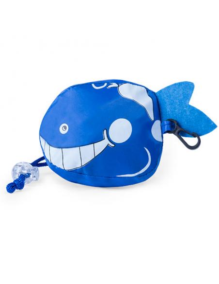 Mochila infantil pez plegable, regalos infantiles