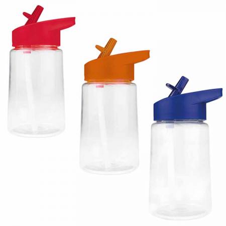 Botellas originales infantiles material tritán