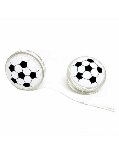 Yo-yo con luz balón de fútbol