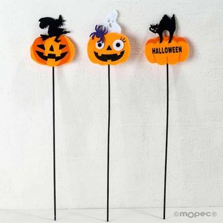 Pick calabazas para halloween