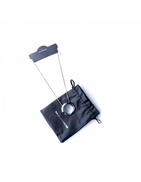 Cadena y colgante en bolsa Antonio Miro