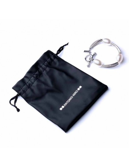 Pulsera Antonio Miro con bolsa, detalles especiales
