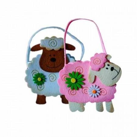 Cestita infantil ovejita