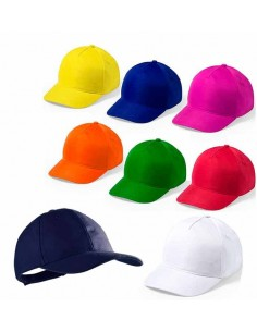 Gorras infantiles colores surtidos