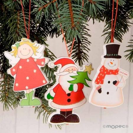 Colgantes para el árbol de navidad