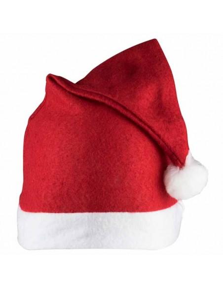 Gorro navidad rojo Santa Claus