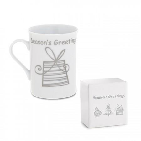 Taza o mug cerámica, diseño regalo navidad