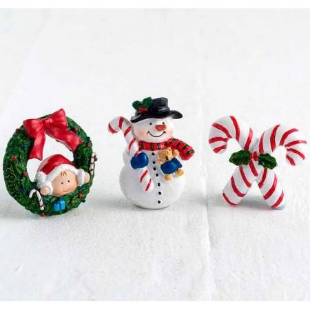 Imanes para navidad originales