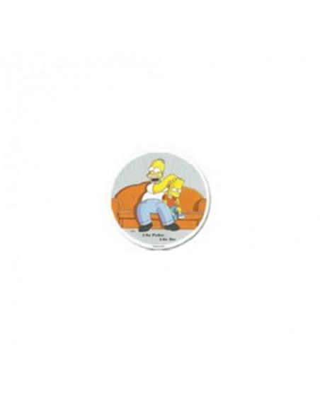 Tarta chuches oblea de 1200 gr. diseño Simpson