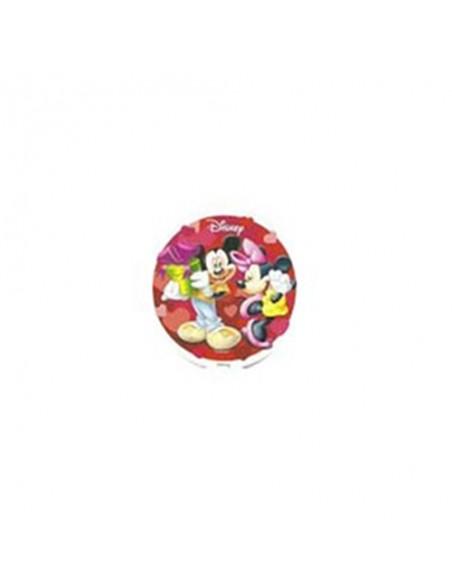 Tarta chuches oblea de 1200 gr. diseño Mickey y Minnie