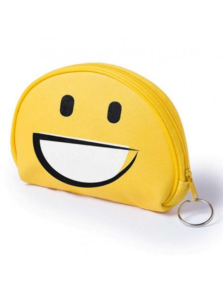 Monedero emoji sonrisa