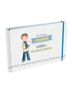 Álbum para recuerdo de Comunión, Niño Marinero con Cáliz