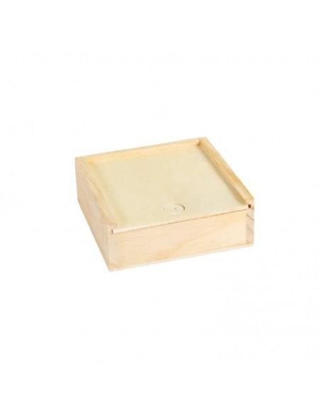 caja para presentación del juego 3 en raya