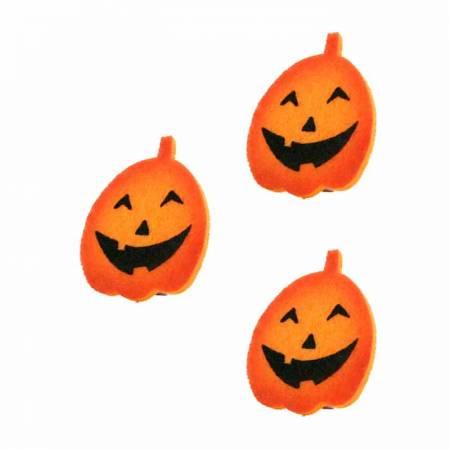 Adhesivo calabaza para decoración durante halloween o fiestas de terror