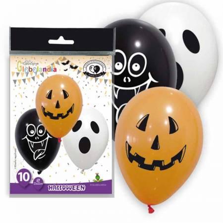 Globos de látex para Halloween
