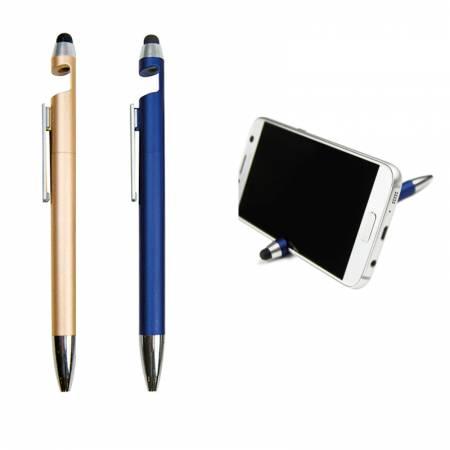 Bolígrafo sujeta móvil