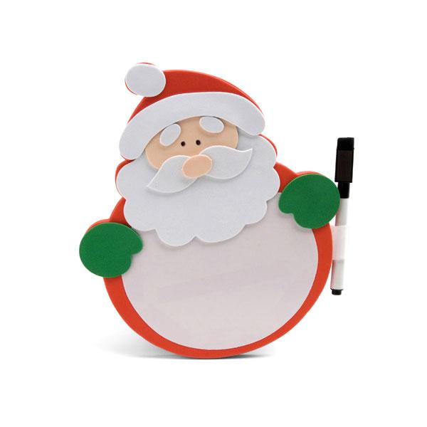 Pizarra infantil Santa Claus