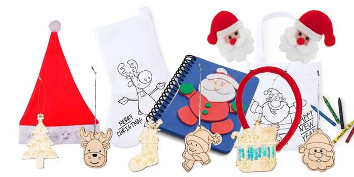 Detalles de navidad para niños