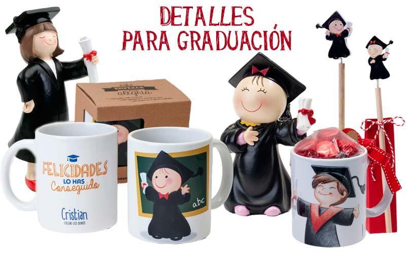 Detalles infantiles para graduación
