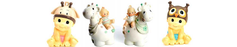 Figuras de bautizo para la tarta | Detalles de bautizo