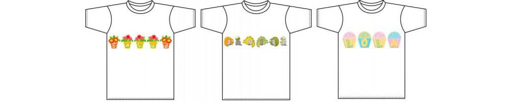 Camisetas infantiles personalizadas. Originales, divertidas y baratas
