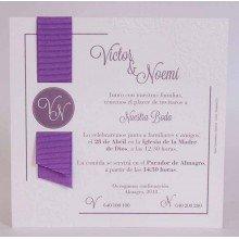Invitaciones, tarjetas de boda