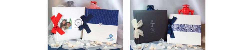 Libros de firmas para bodas, personalizables | Bodas originales
