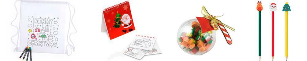 Detalles económicos de navidad para niños. Ideas de regalos originales