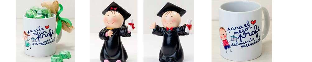Detalles y recuerdos baratos para graduación | Detalles originales