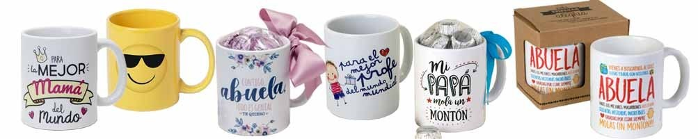 Tazas originales para regalar | Detalles de regalo