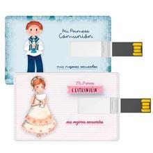 Memorias y tarjetas USB